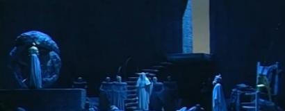 OEDIPUS REX, I. Stravinskij